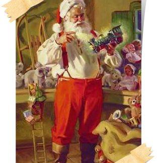 xmassound - der weihnachtsmann mit lesung